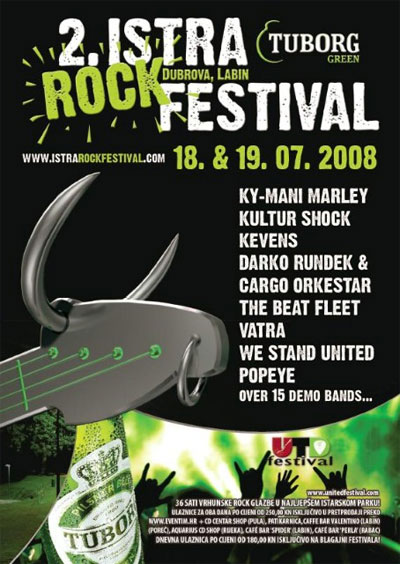 2. Istra Rock Festival