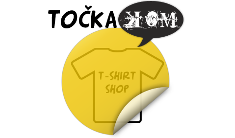 T-shirt shop